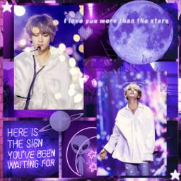 freetoedit kpopedit kpop v purpleaesthetic