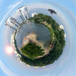 freetoedit planet kyiv tinyplanet effect