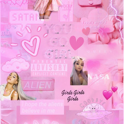 pink arianagrande stylegirl queen girl freetoedit