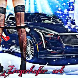 freetoedit cadillac myart legs fastcars