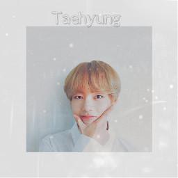 freetoedit taehyungyoureperfect bts simpleedit white  taehyung