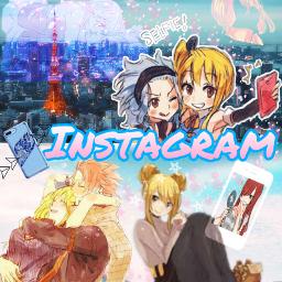 instagram cover byme fairytail natsudragneel freetoedit