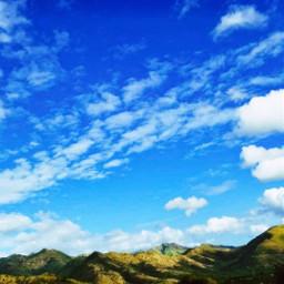clouds skylover freetoedit mountains naturephotography