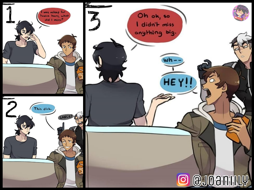#freetoedit #klance #comic #yaoi #BL #lancexkeith #keithxlance #turndownforwhat #swag Credits to the author