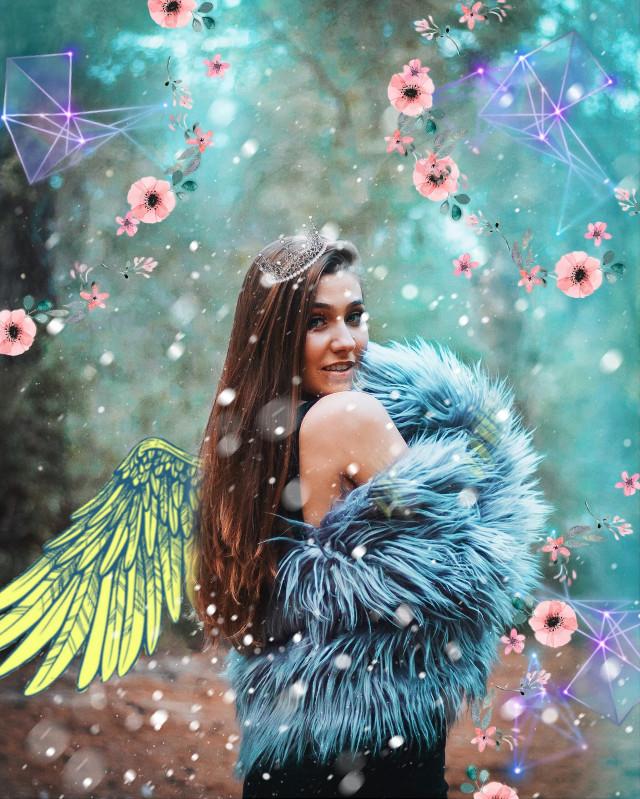 #freetoedit #nature #fairyqueen