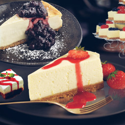 freetoedit strawberry cheesecake delicious