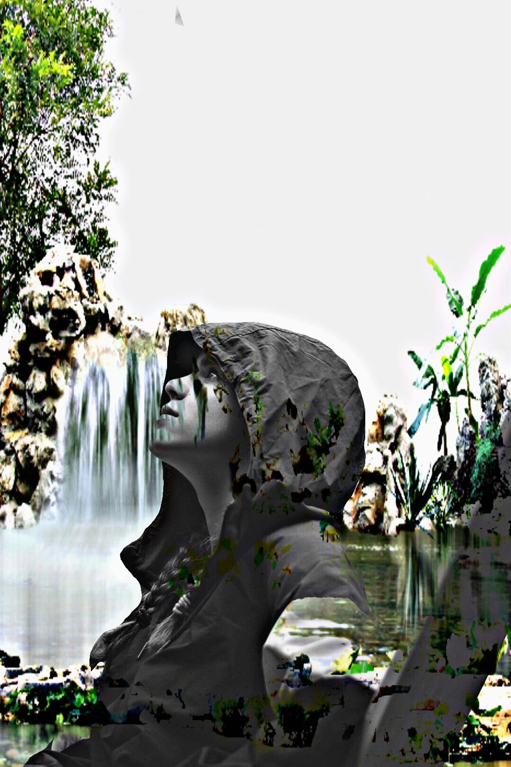 #freetoedit @aandreiaserra12 #andreiaserra12 #picture #fellings #moment #momment #felling #trumblr #tout #thinking #peace #greatful #cascate #water #green
