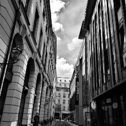 blackandwhite urban travel germany capture
