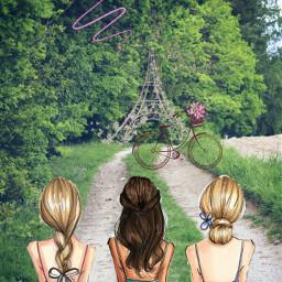 freetoedit girls adventure naturelove treesoflife