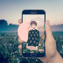 freetoedit haikyuuedit oikawatooru grassfield animeboy