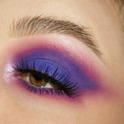 freetoedit makeup mua makeupartist blueyeshadow