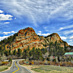 freetoedit nature rockformations roads colorful