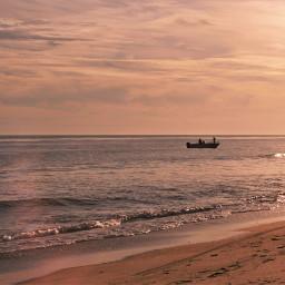 freetoedit naturephotography atlanticocean boat peoples
