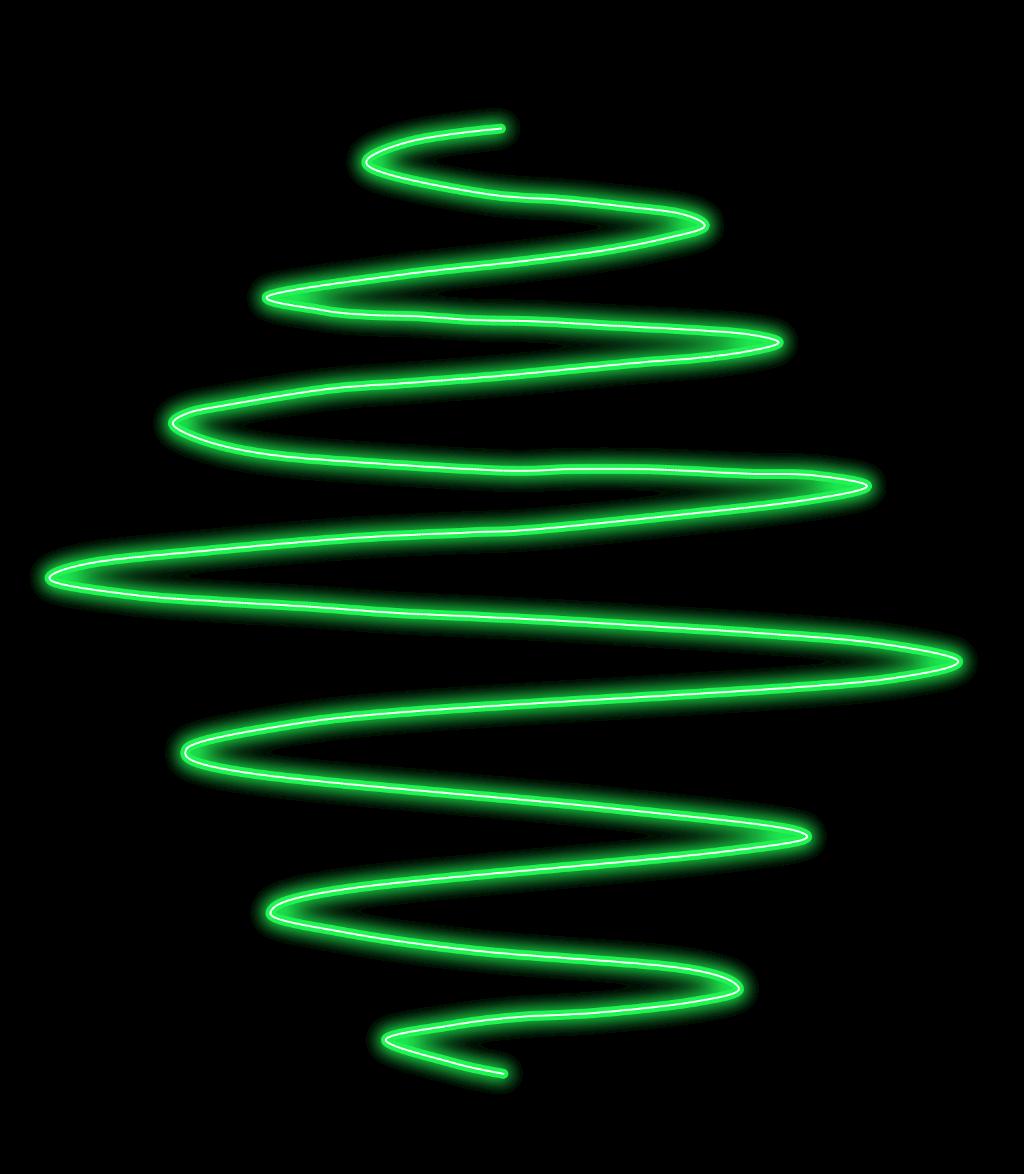Neon Spiral Neonspiral Neoneffect Glow Effect Gloweffec