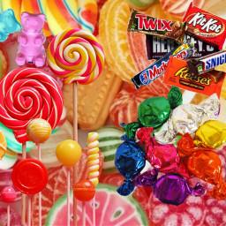 freetoedit colorfulcandies