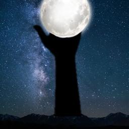 freetoedit moon magicmoon