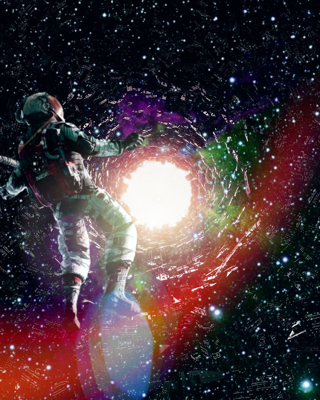 #freetoedit #galaxy #space #astronaut