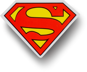 superman superhero s emblem patch freetoedit