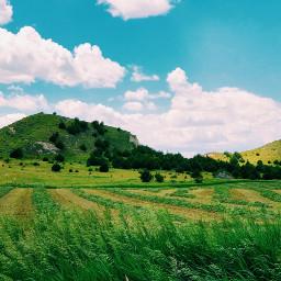 grassland picsart landscapephotography nature sky