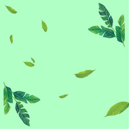 freetoedit background backgrounds green leaves