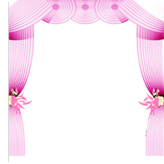 ftestickers clipart curtains arch wedding freetoedit