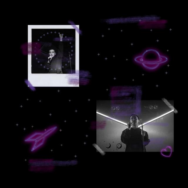 #freetoedit  #joji #aesthetic #purpleaesthetic #purple #space #edit #myedit #night #saturn #black #dark