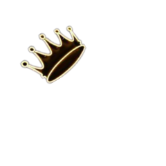 gold goldencrown crown queen👑 freetoedit