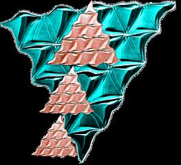 warpedtriangles warpedtriangle freetoedit sctriangles triangles