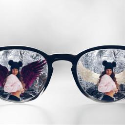 freetoedit lunette defi concours angelanddemon ircglasses