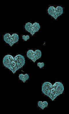 heartcluster cluster heart herz freetoedit