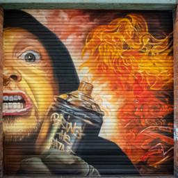 bringthepaint streetart art urbanart graffitiwallslondon
