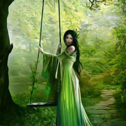 freetoedit @aikhan9290 srcgreenbrushstroke greenbrushstroke
