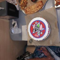 myphoto mycake chuck-e-cheese birthdayparty chuck
