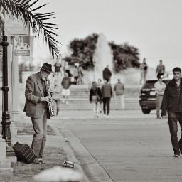 freetoedit streetphotography people urban sandiego pcstreetmusicians