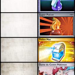 freetoedit pokemon meme template potion
