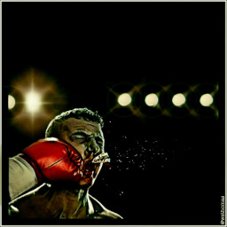 boxer boxing boxinggloves digitalcombine