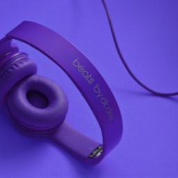 purpleaesthetic productphotography headphones beatsbydre perfectshot