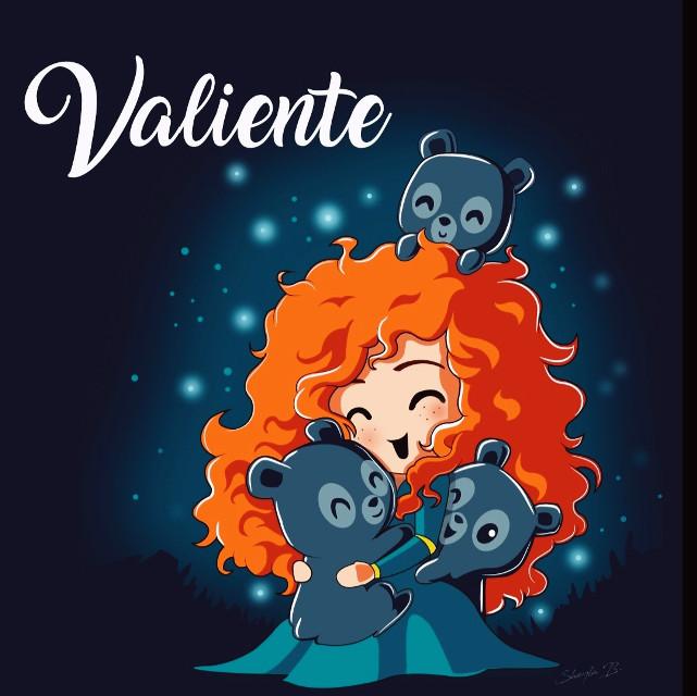 #freetoedit #illustration #ai #valiente #merida #adobeillustrator