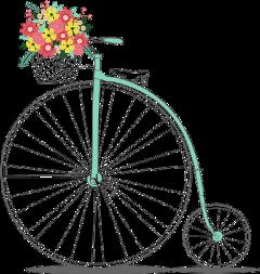 vintagebike bicycle bike wheel freetoedit scwheel
