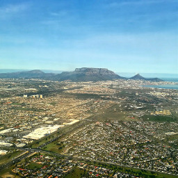 freetoedit photography aerial southafrica capetown