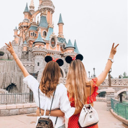 disneyworld bestfriends disneyland disney chicastumblr freetoedit