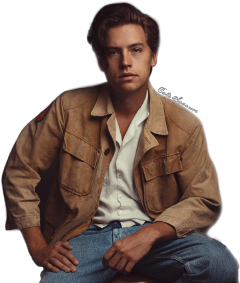 colesprousaesthetic colesprouse riverdale actor jaghead freetoedit