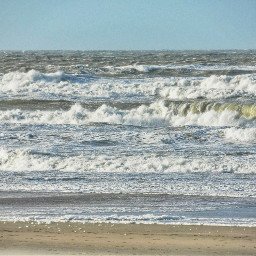 beach sea bluesky beautifulday seascape freetoedit pcfoam