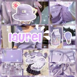 freetoedit purple pastel