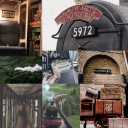 freetoedit hogwarts express hogwartsexpress aesthetic