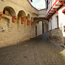 freetoedit pcsidewalks sidewalks smalltown germany