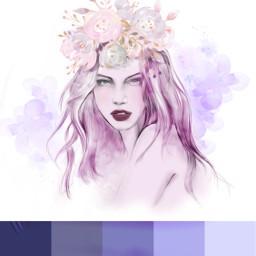 freetoedit violet palette palletes remixit ecpaletteshow