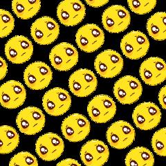 pattern patterns emoji smile freetoedit ftestickers