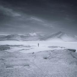 freetoedit landscape desert mountains man