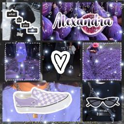 freetoedit purple black vans sunglasses